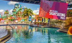 One Adult or Child Orlando Flex Attraction Pass from The Sightseeing Pass Orlando