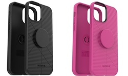 OtterBox POP Soft Case with PopSocket for Apple iPhone 12, 12 Pro & 12 Pro Max