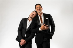 Maks & Val: Stripped Down Tour on Saturday, August 14