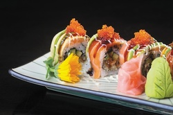 $12.50 For $25 Worth Of Asian Fusion Cuisine