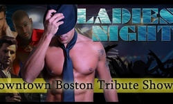 Men in Motion Ladies Night (August 7-28)