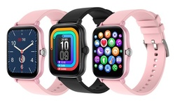 Smart Watch Fitness Tracker Monitor for Android and iOS Phones 1.7in Full Screen