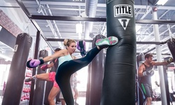 Boxing Classes at TITLE Boxing Club (Up to 74% Off). Two Options Available.