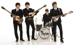 The Fab Four - The Ultimate Tribute on Friday, September 3 at 8 p.m.