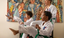 1 Month of Karate Classes w/ Uniform and Orientation for One or Two at Bill Adams' Karate School (Up to 67% Off)