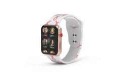 Breast Cancer Awareness Pink Ribbon Apple Watch Band