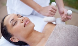 60- or 90-Minute Massage with Hot Stone, Choice of Modality at Vivi Body Spa (Up to 50% Off)