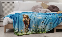 Personalized Fleece or Premium Photo Blankets from CanvasOnSale (Up to 89% Off)