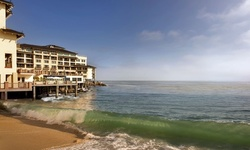 Stay with Wine at 4-Star Monterey Plaza Hotel & Spa in Monterey, CA