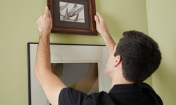 Up to 87% Off on Framing Service at Davenport Imports & Arts