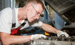 Up to 74% Off on Oil Change - Full Service at Presby's Ameralli Auto Care