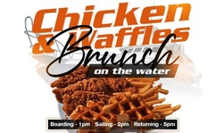 General Admission for One or Two to Chicken & Waffles Brunch Cruise (Up to 81% Off). 14 Options Available.