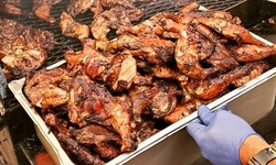 Jamaican Food and Drinks at Forever Jerk (Up to 30% Off). Two Options Available.