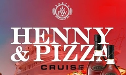 Admission to Henny and Pizza Party Cruise for One or Two from NYC Cruises (Up to 81% Off). 30 Options Available.