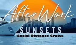 One or Two General-Admission Tickets to Sunset After Work Sailing Cruise (Up to 87% Off). 18 Options Available.