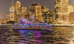 General Admission for One or Two to Booze Cruise Party Cruise, August 6–28 (Up to 76% Off). 18 Options Available