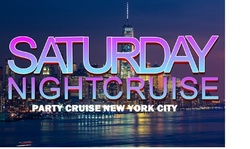 Admission for One or Two to Saturday Night Party Cruise New York City (Up to 81% Off). 14 Options Available.