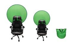 Green Backdrop Photography Background Screen Portable Photo Video Studio