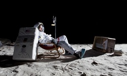 1, 5, 10, 20, 50, or 100 Acres of Land on the Moon from Get Moon Land (Up to 73% Off)