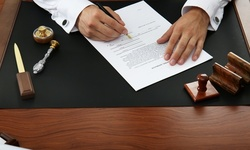 Up to 55% Off on Consultant - Notary at Bradcorpx88