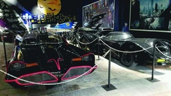 $23.75 For $47.50 Family Fun Pack - 60 min. Trampoline Park, 60 min. Pinball Palace, 1 Admission To Auto Museum