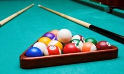 $33 for One-Hour Billiard Lesson at Sanford Billiard Supplies ($45 Value)