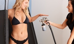 Up to 25% Off on Tanning - Airbrush Spray (Manual) at Healing Beauty LLC