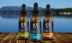 CBD Products from Keola Life (Up to 50% Off). Three Options Available.