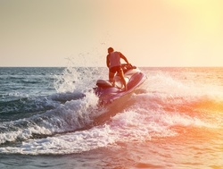 Up to 52% Off on Water Sport Rental - Surfboard / Water Skis / Paddleboard at New Wave Recreation Rentals LLC