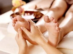 Up to 50% Off on Massage - Foot at Pleasure Spa Inc