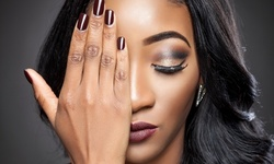 Acrylic Set or Gel Manicure and Gel Pedicure, or Ombre Nail Set at ARenee Nails (Up to 35% Off)