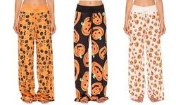 Leo Rosi Women's ''Halloween'' Pants