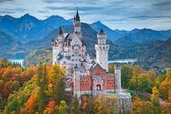 $10 for Become a Count or Countess of Neuschwanstein Manor for One ($99 Value)