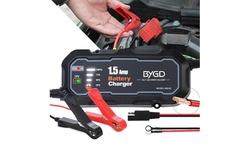 Portable 1500mAh Car Jump Starter Booster Jumper Box Power Bank Battery Charger