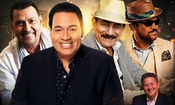 Tito Nieves, Charlie Aponte, and More on October 16 at 8 p.m.