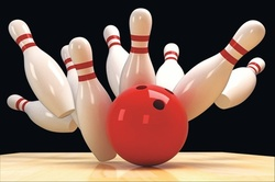 $14.50 For 1 Hour Of Bowling Including Shoes For 6 People (Reg. $48)