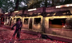Combo or VIP Passes to All Attractions at Bates Motel and Haunted Hayride (Up to 45% Off)
