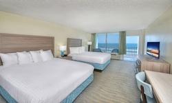 Stay at El Caribe Resort & Conference Center in Daytona Beach, FL