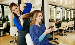 Up to 40% Off on Salon - Haircut - Women at SLAY Salon and Boutique