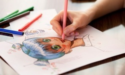 Up to 64% Off on Online Drawing Course at John Academy