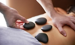One 60- or 90-Minute Deep-Tissue Massage with Hot Stones at Rest & Repose Spa Massage (Up to 34% Off)