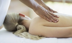 Single or Couples Swedish, Deep-Tissue or Tuina Massage w/ Hot Stones at Relax Rite Massage (Up to 32% Off)