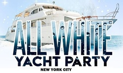 Admission for One or Two to All White Attire New York Weekend Party (10/07–10/11) (Up to 81% Off)