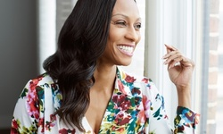 Hair-Extension Installation or Loc Care at Dee's Beauty Bar & Spa. Eight Options Available.