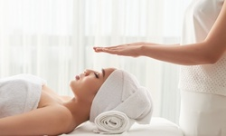 Up to 40% Off on Reiki at Hair by Razzle
