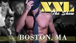 Men in Motion Revue on November 13 at 8 p.m.