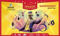 Omnium - A Bold New Circus (November 18, 2021-January 9, 2022)