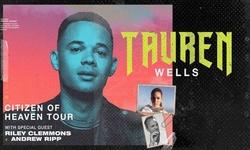 Tauren Wells: Citizen of Heaven Tour on October 29 at 7:30 p.m.