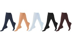 3-Pairs: Women's All-Day Compression Trouser Socks