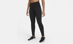 Women's Mid-Rise Nike Dri-FIT Leggings